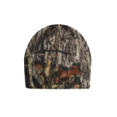 Mossy Oak Camo Fleece Beanie-Siena