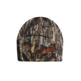 Mossy Oak Camo Fleece Beanie-Siena