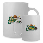 Full Color White Mug 15oz-Saint Sation