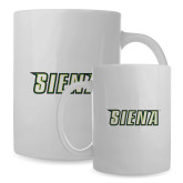 Full Color White Mug 15oz-Siena