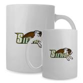 Full Color White Mug 15oz-Official Logo