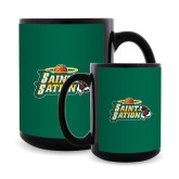 Full Color Black Mug 15oz-Saint Sation