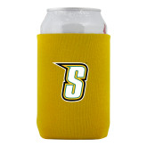 Collapsible Gold Can Holder-S