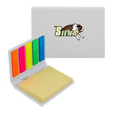 Micro Sticky Book-Official Logo
