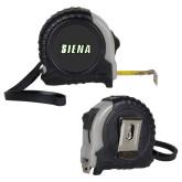 Journeyman Locking 10 Ft. Silver Tape Measure-Siena