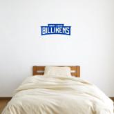 6 in x 1 ft Fan WallSkinz-Saint Louis Billikens in Frame