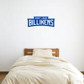 6 in x 2 ft Fan WallSkinz-Saint Louis Billikens in Frame