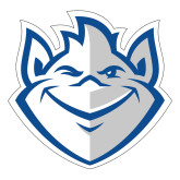 Large Decal-Billiken, 12 inches wide