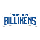 Large Decal-Saint Louis Billikens in Frame, 12 inches wide