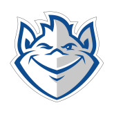 Small Decal-Billiken, 6 inches wide