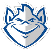 Extra Large Decal-Billiken, 18 inches wide