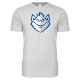 Next Level SoftStyle White T Shirt-Billiken