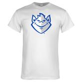 White T Shirt-Billiken