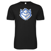 Next Level SoftStyle Black T Shirt-Billiken