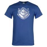 Royal T Shirt-Billiken Distressed