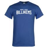 Royal T Shirt-Saint Louis Billikens
