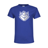 Youth Royal T Shirt-Billiken