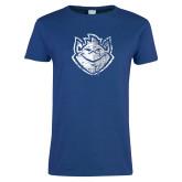 Ladies Royal T Shirt-Billiken Distressed