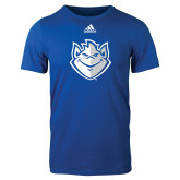 Adidas Royal Logo T Shirt-Billiken