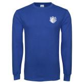 Royal Long Sleeve T Shirt-Billiken