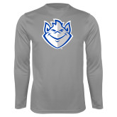 Performance Steel Longsleeve Shirt-Billiken