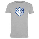 Ladies Grey T Shirt-Billiken