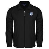 Full Zip Black Wind Jacket-Billiken