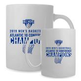 Full Color White Mug 15oz-2019 Mens Basketball Champions