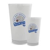Full Color Glass 17oz-2019 Mens Basketball A10 Champions