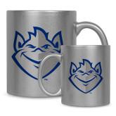 Full Color Silver Metallic Mug 11oz-Billiken
