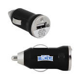 On the Go Black Car Charger-Saint Louis Billikens in Frame