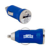 On the Go Royal Car Charger-Saint Louis Billikens in Frame