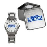 Mens Stainless Steel Fashion Watch-Saint Louis Billikens in Frame