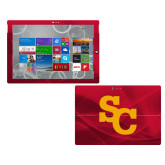 Surface Pro 3 Skin-SC Interlocking