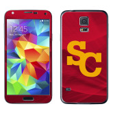 Galaxy S5 Skin-SC Interlocking