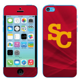 iPhone 5c Skin-SC Interlocking