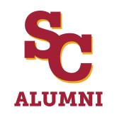 Alumni Decal-SC Alumni, 6 inches wide
