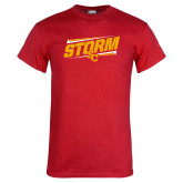 Red T Shirt-Storm SC Graphic