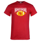 Red T Shirt-SC 2018 Homecoming