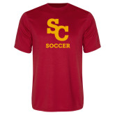Performance Red Tee-SC Soccer
