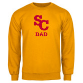 Gold Fleece Crew-SC Dad