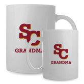 Full Color White Mug 15oz-SC Grandma