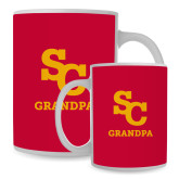 Full Color White Mug 15oz-SC Grandpa