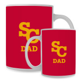Dad Full Color White Mug 15oz-SC Dad