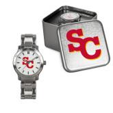 Ladies Stainless Steel Fashion Watch-SC Interlocking