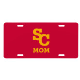 License Plate-SC Mom