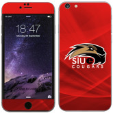iPhone 6 Plus Skin-SIUE Cougars Official Logo