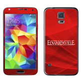 Galaxy S5 Skin-Institutional Mark