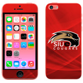 iPhone 5c Skin-SIUE Cougars Official Logo