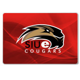 Generic 17 Inch Skin-SIUE Cougars Official Logo